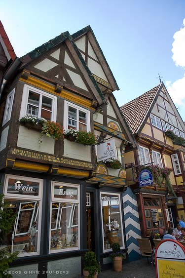 Street Scenes from Celle
